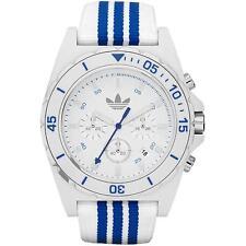 adidas Men's Quartz (Battery) Plastic Case Watches
