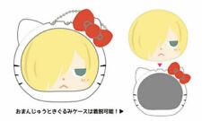 Yuri on Ice x Sanrio - Omanjuu Niginigi Mascot Yuri Plisetsky & Hello Kitty