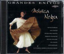Musica Negra Latin Music CD New