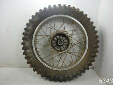 71 Yamaha RT1 360 Enduro REAR WHEEL RIM