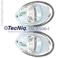 1 PAIR Marine Boat Docking LED Lights USA Lifetime Warranty Waterproof