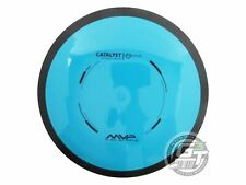 USED MVP Disc Sports Neutron Catalyst 169g Blue Distance Driver Golf Disc