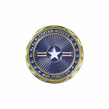 US Air Force Strategic Air Command Double Sided Collectible Challenge Coin