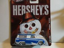 Hot Wheels Pop Culture Hershey's Miniature's '64 GMC Panel Truck w/Real Riders