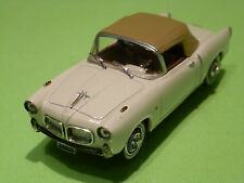 STARLINE MODELS FIAT 1100 TV - CABRIO  - BROKEN WHITE 1:43 - RARE - EXCELLENT