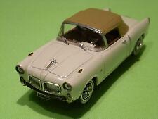 STARLINE MODELS FIAT 1100 TV - CABRIO  - BROKEN WHITE 1:43 - RARE - EXCELLENT
