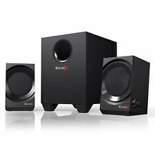 Creative Sound BlasterX Kratos 2.1 Lautsprecher System Subwoofer Boxen 7-9.1-176
