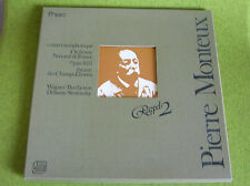 BOX 2 LP PIERRE MONTEUX-RTF-FNAC-MONO