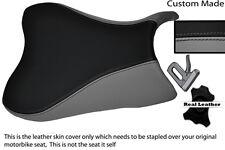 GREY & BLACK CUSTOM FITS SUZUKI 600 750 GSXR 08-10 K8 K9 L0 FRONT SEAT COVER