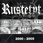 Riistetyt 2000-2005 discography CD finnish crust