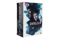 Sherlock: The Complete Series, Seasons 1-4 (DVD, 9-Disc Set)US SELLER, BRAND NEW