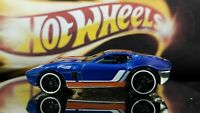 Hot Wheels Mystery Cars Ford Shelby GR-1 Concept Blue and Orange Clear Windows