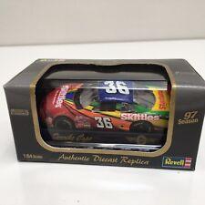 Revell 1997 Diecast NASCAR #36 Skittles Car Derrike Cope Pontiac Grand Prix 1:64
