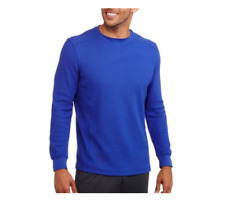 Starter Men's Performance Long Sleeve Thermal Tee Size 5X (62-64)