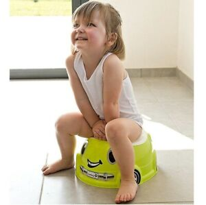 Fast & Finished Potty Toddler Boy & Girl Car Toilet Trainer Seat Removable Bowl