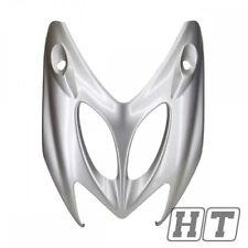 Front Verkleidung TNT grau silber für MBK Nitro Cat 50 Yamaha Aerox