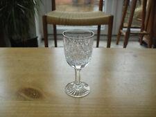 "Thomas Webb Wellington Sherry Glass - <4 3/4""(12cms) - 13 available"