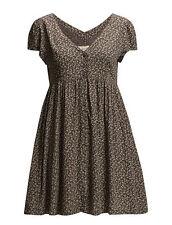 Viscose Empire line Floral Dresses for Women
