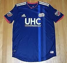 Adidas MLS New England Revolution Men's Home Jersey Blue/Red