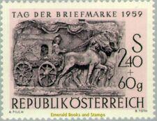 EBS Austria Österreich 1959 Stamp Day Tag der Briefmarke ANK 1089 MNH**