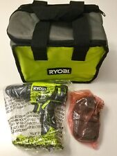 """RYOBI P215VN 1/2"""" One+ 18V Drill Driver with Battery and Tool Bag Open Box"""