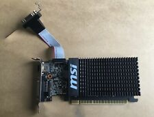 More details for msi geforce nvidia gt710 1gb ddr3 graphics card