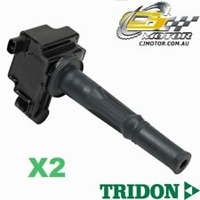 TRIDON IGNITION COIL x2 FOR Toyota Paseo EL54R 12/95-07/99, 4, 1.5L 5E-FE