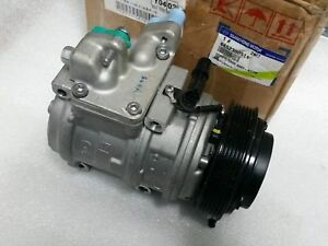 New Genuine AC A/C Compressor 6651305011 for Ssangyong Rexton