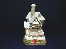 David Winter Cottage Signed Tiny Tim 1996 Hand Made Painted Great Britain