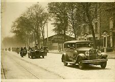 """TOUR DE FRANCE AUTOMOBILE 1931"" Photo originale G. DEVRED (Agce ROL)"
