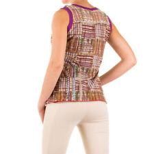Individualisierte Ärmellose Damen-T-Shirts aus Baumwolle