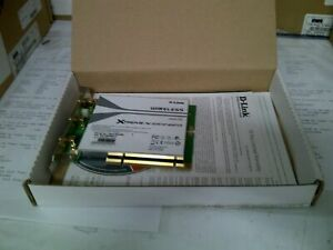 D-Link DWA-552 RE Extreme-N Wireless PCI Adapter. *1 year warranty*