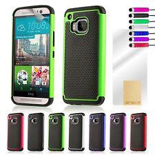 Dual Layer Shockproof Case Cover HTC 10/M9/ A9/ Desrie 626/ Desire 610