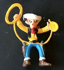 Figurine BD Lucky Luke  Comansi  Vintage