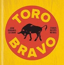 Toro Bravo, Gorham, Crain, Good, Hardcover