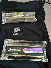 Corsair XMS2-6400 1024Mb 800Mhz 5-5-5-12 desktop RAM FOUR sticks inc. bag