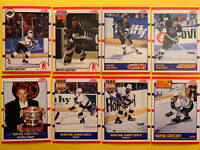 1990 Score Wayne Gretzky 8 Card Lot No Duplicates LA Kings