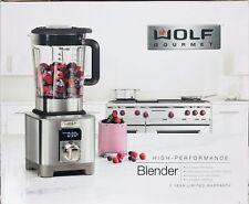 Wolf Gourmet High Performance Blender - WGBL120S NIB - FREE SHIPPING!