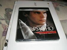 American Psycho 4K Bd/Dgtl Blu-ray-Brand New-No Slipcover