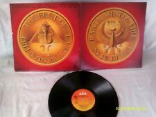 EARTH WIND & FIRE, THE BEST OF VOL 1, 1978, VERY GOOD+ CONDITION