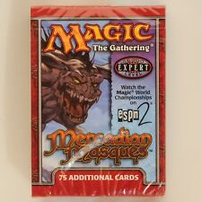 MTG MERCADIAN MASQUES - Factory Sealed Tournament Pack Magic the Gathering Cards