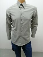 Camicia CALVIN KLEIN Uomo taglia size 39 15/2 slim fit shirt man chemise p 5915