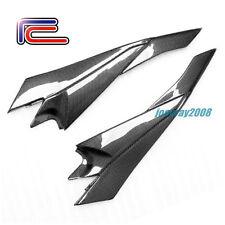 RC Carbon Fiber Tank Side Panels Fairings SUZUKI GSX-R750 / GSX-R600 2008-2010