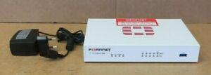 Fortinet FortiGate 30E FG-30E 5x 1GbE Port Network Security Firewall Appliance