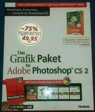 Franzis Grafikpaket für Adobe Photoshop CS 2