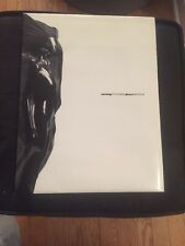 Albert Watson Signed Moving Pictures 1997 Ultra Rare Signed Book Volvo