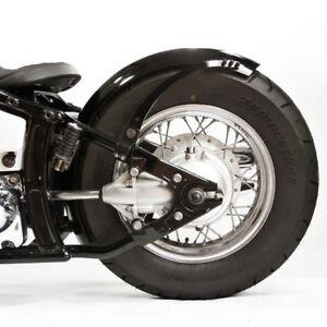 170 mm breiter runder Bobber Chopper Stahlfender für Yamaha Dragstar XVS
