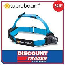 Suprabeam 320LM Headlamp Head Torch V Series Rechargeable V3air SBV3airR V3airR