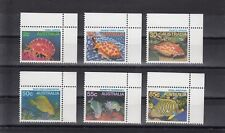 TIMBRE STAMP 6 AUSTRALIE Y&T#865-70 POISSON FISH NEUF**/MNH-MINT 1984 ~B87