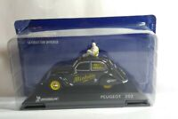 MICHELIN OFFICIAL COLLECTION 2005 - PEUGEOT 202 - BLACK - SEALED BLISTER PACK
